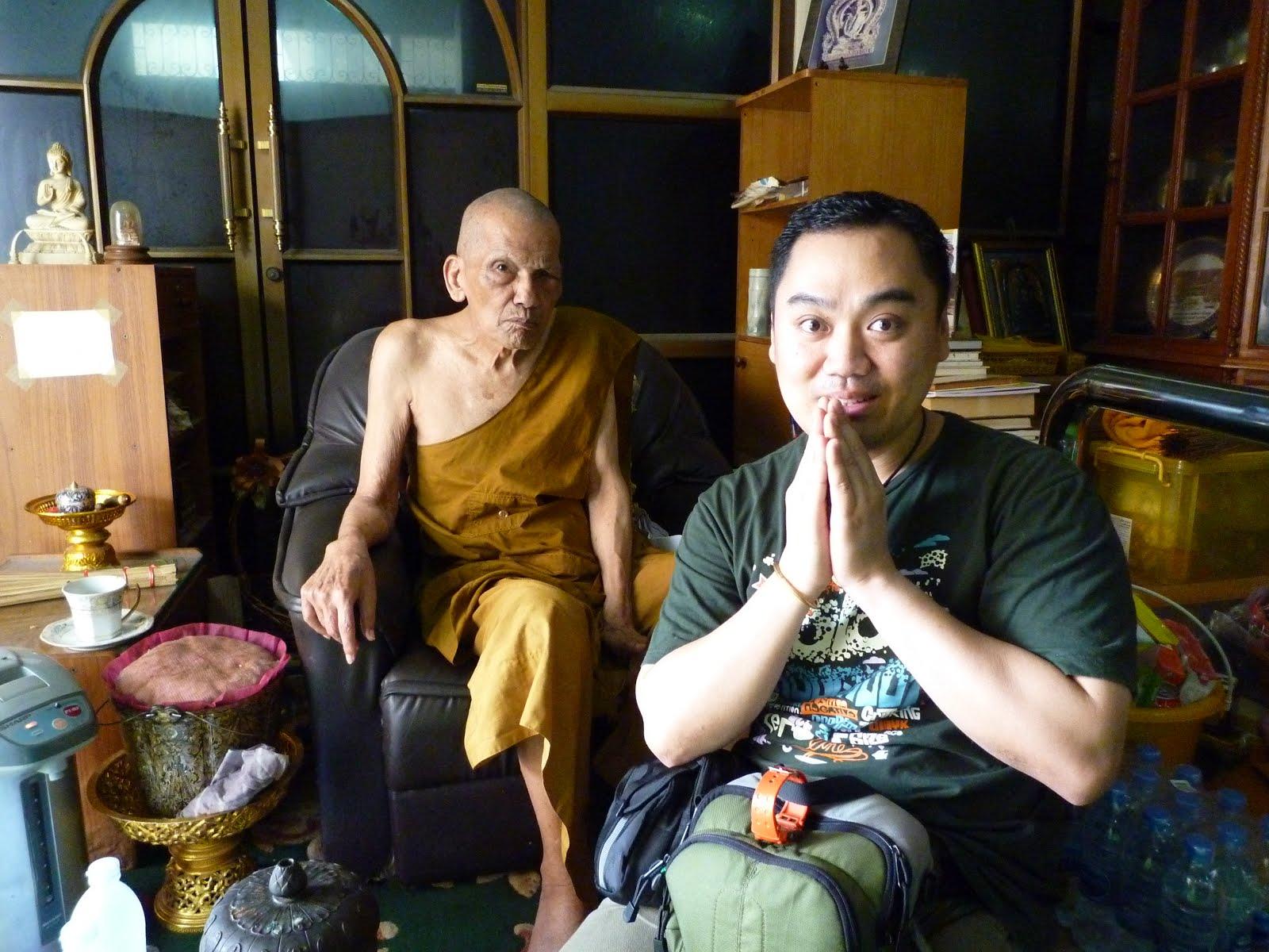 LP Prasit Wat Sai Noi