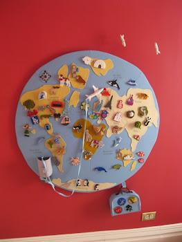 Mapa Mundi Interactivo