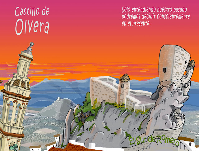 """<img src=""""Castillo de Olvera.jpg"""" alt=""""Dibujo de Castillo de Olvera""""/>"""
