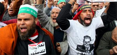 Los Hermanos Musulmanes nos salvan el PIB turístico