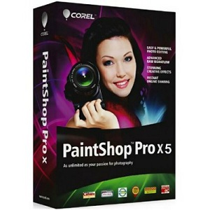 corel paintshop pro x5 photoshopla aynı özellikleri taşır ps de