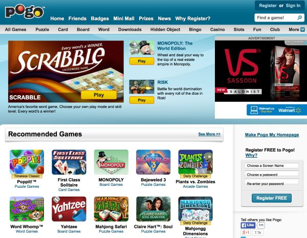 how to play 2 player scrabble online