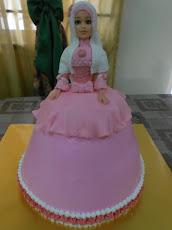 MUSLIMAH PRINCESS CAKE