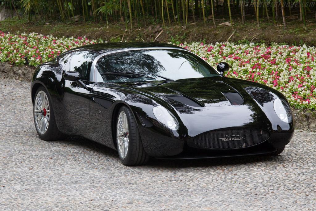 Fab Wheels Digest F W D Maserati Mostro Zagato Coupe