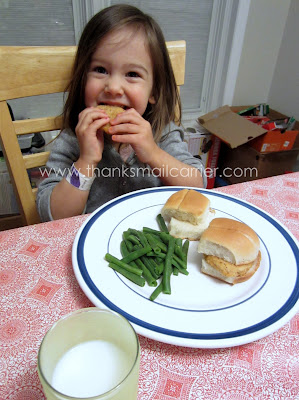 easy lunch for kids