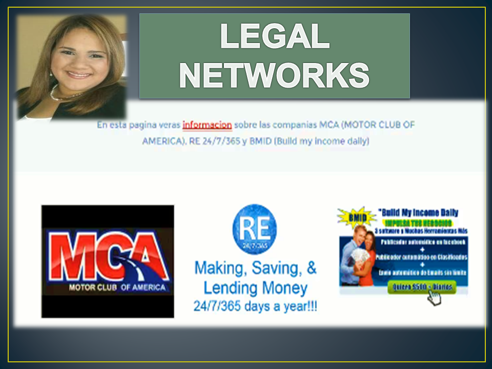 Legal Network