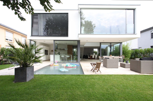 Arquitectura arquidea concepto contempor neo por n lab for Arquitectura minimalista concepto