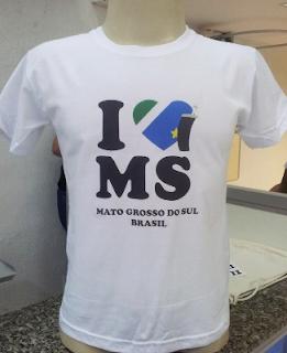 Camiseta MS 36 anos