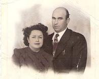 Francisco Senar Garciandia y Hortencia Gomez