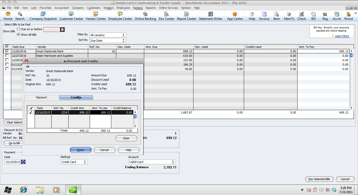 how to put hst payable on quickbook