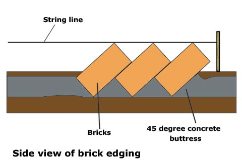 Brick Edging9