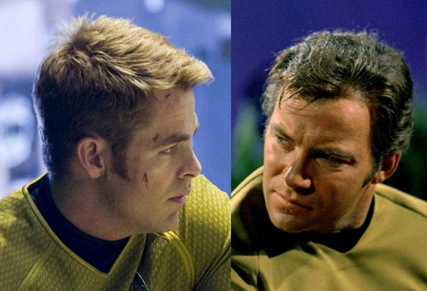 Chronicler's Company Pictures: Star Trek: Who Looks the ...