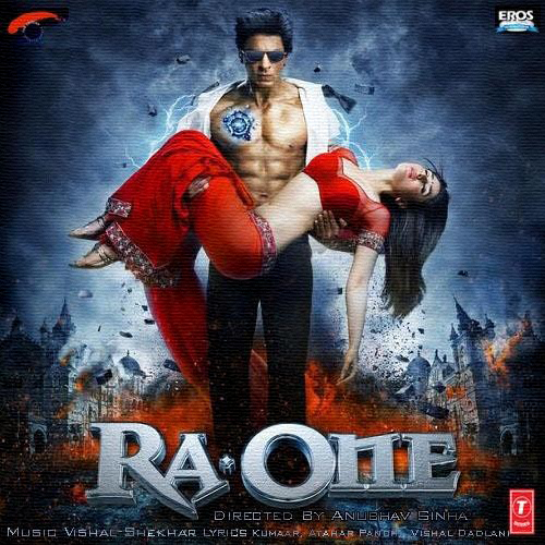 Ra one Movie Poster