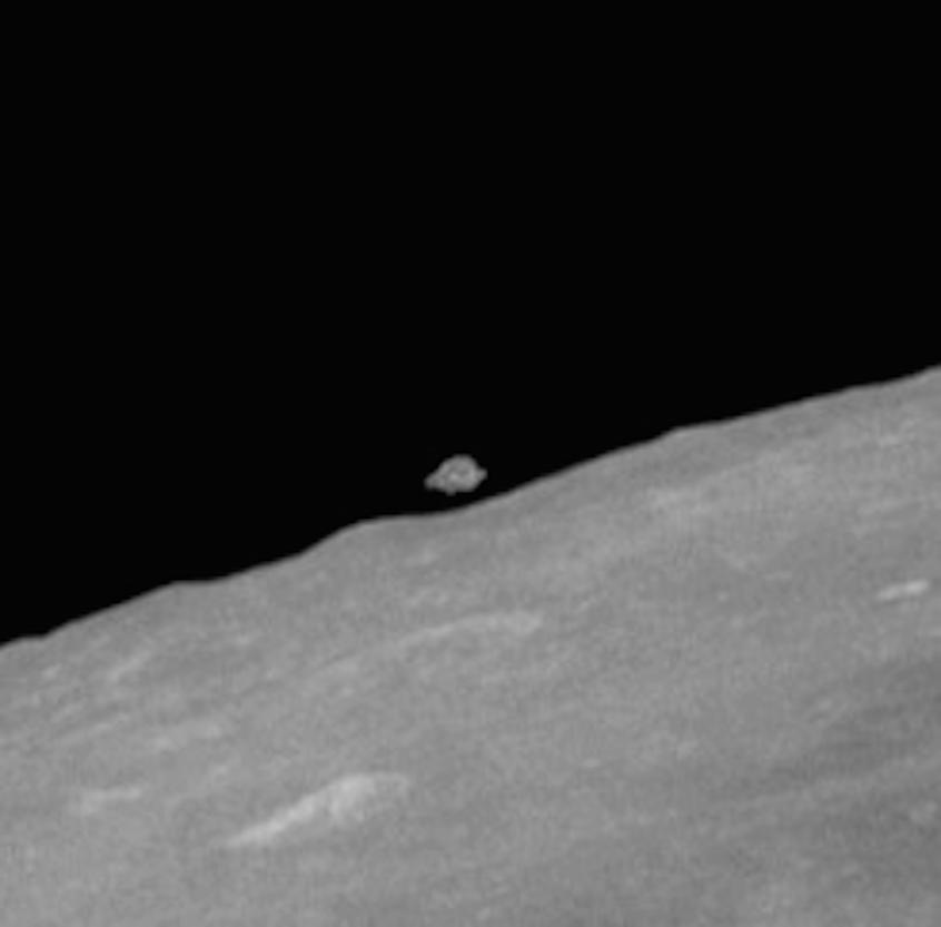 nasa moon sighting - photo #22