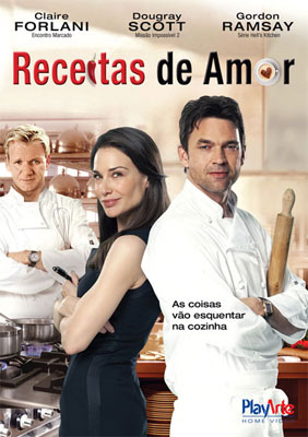 Download    Receitas de Amor – DvdRip   Dublado