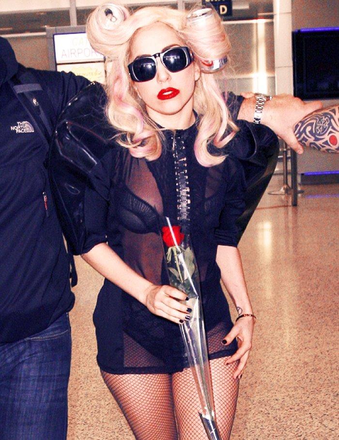 A cantora Lady Gaga (Foto: Kazuhiro Nogi/France Presse)