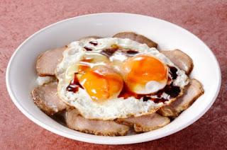 Imabari Yakibuta Tamago-meshi 今治焼豚玉子飯