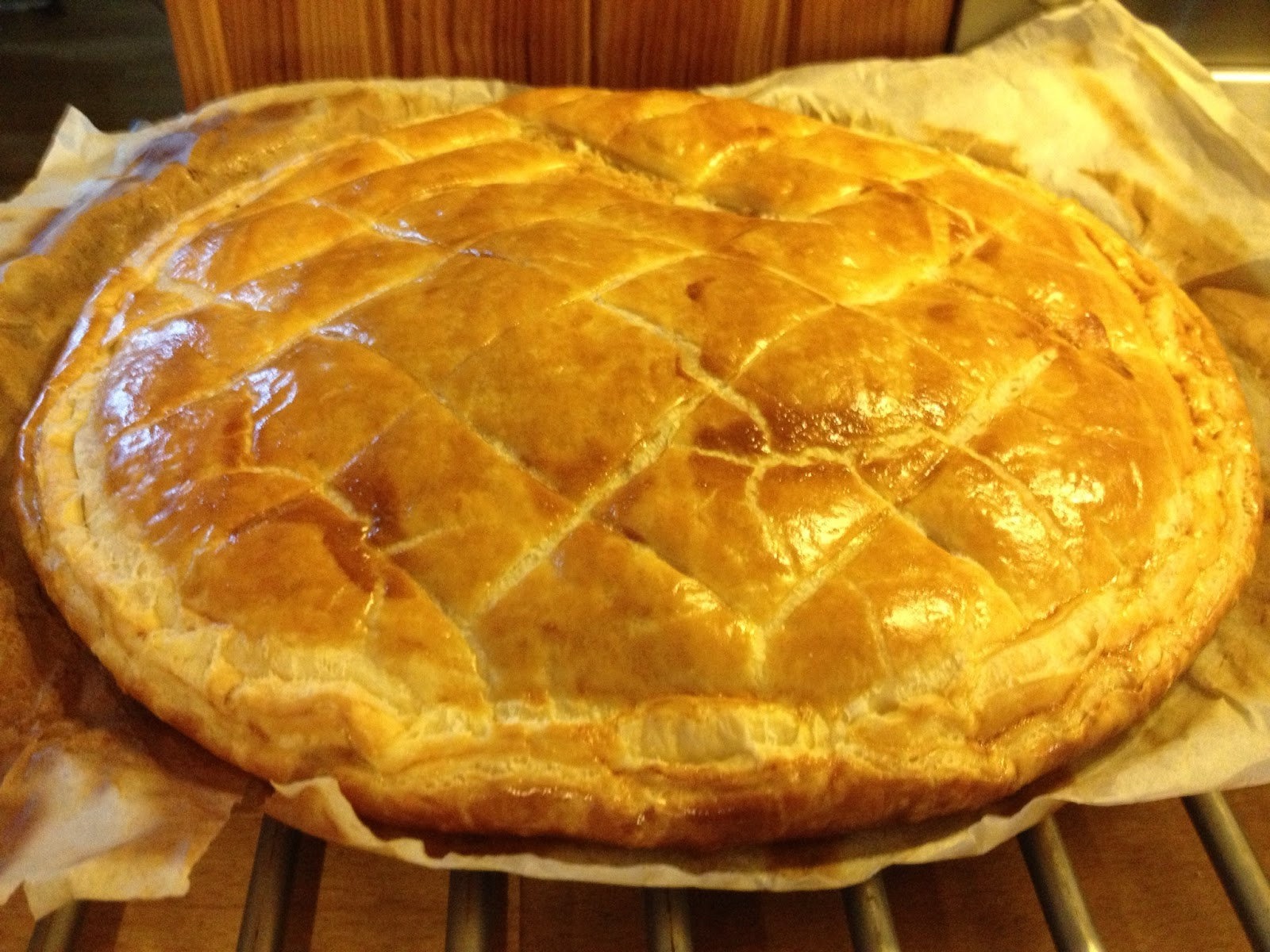 The French Village Diaries: Galette des Rois recipe