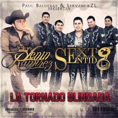 Lenin Ramirez Y El Grupo Sexto Sentido - La Tornado Blindada (Estudio 2013)