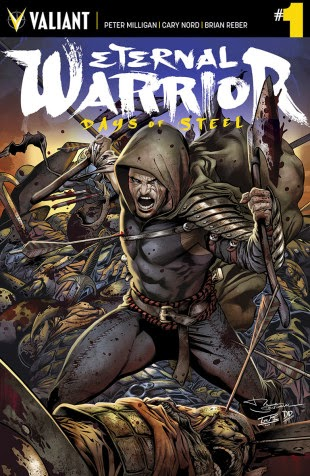 Cover Eternal Warrior