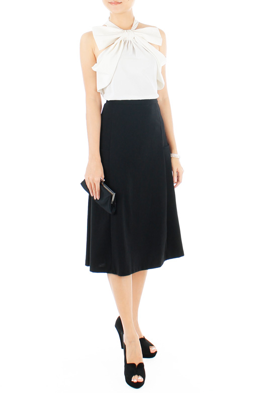 Shadow Dancer LUXE Skirt with Pockets – Classic Black