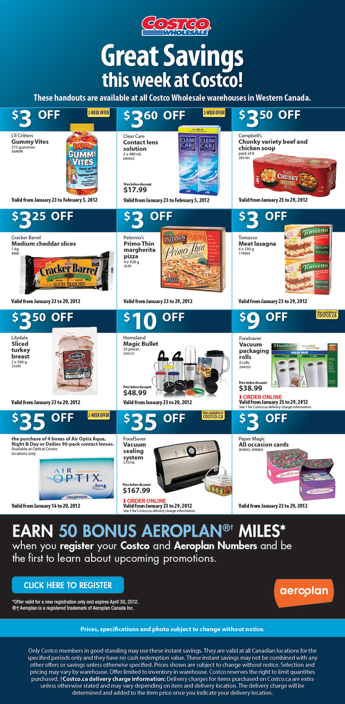 Vancouver coupons