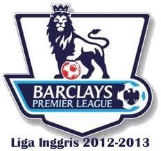 Jadwal Liga Inggris 2012/2013