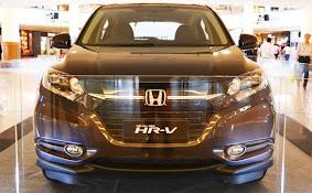 Eksterior Honda HR-V 2015