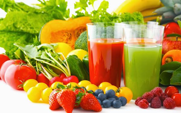 Jugos de Frutas y altas presiones