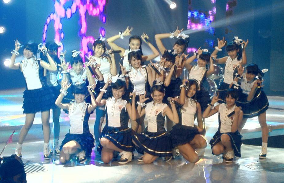 JKT48 Ponytail to Shushu