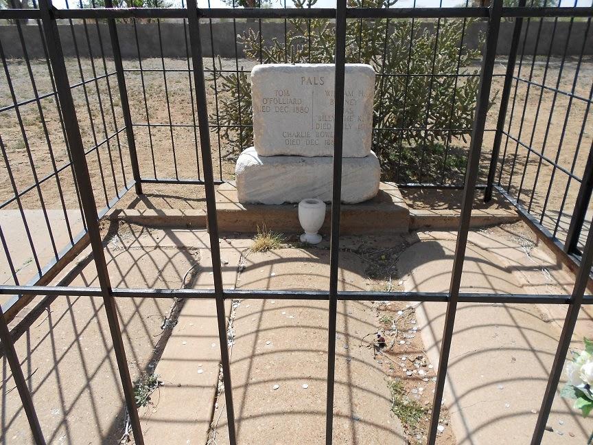 billy the kid gravesite