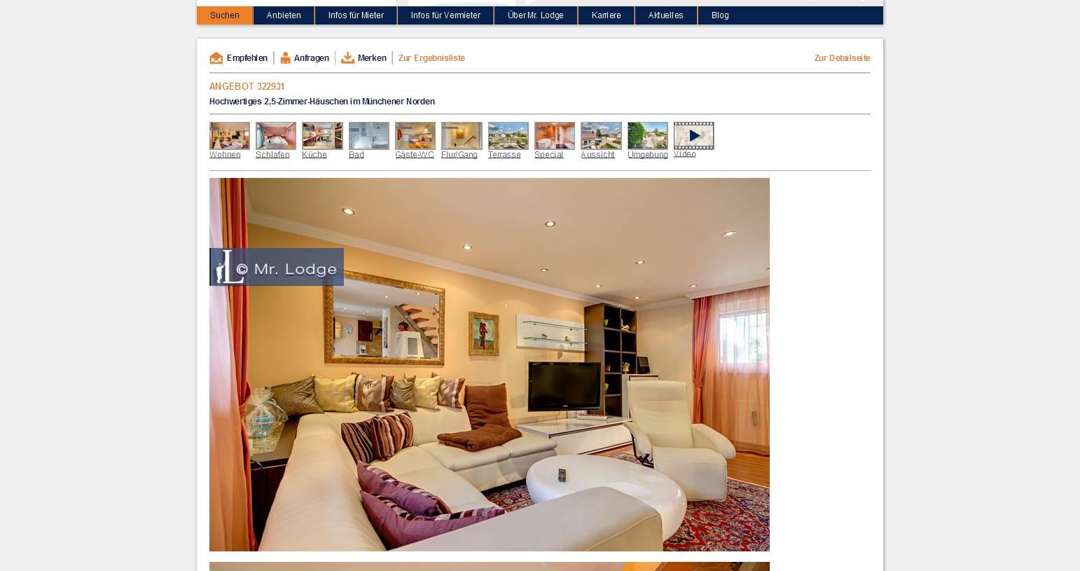 hochwertiges 2 5 zimmer kaiserstra e 00 60311 frankfurt. Black Bedroom Furniture Sets. Home Design Ideas