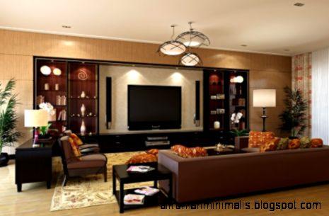Desain Ruang Tamu Klasik 2