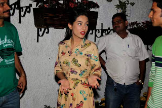 Sunny Deol and Amrita Rao at Sunny Super Sound Event