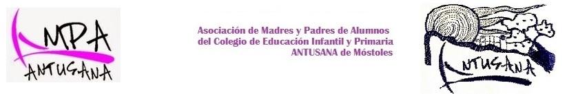AMPA Colegio Público ANTUSANA de Móstoles