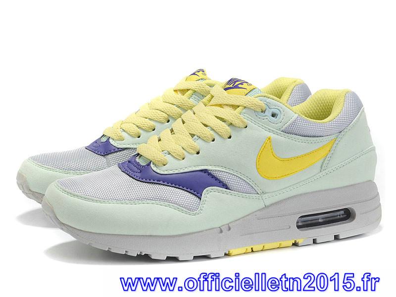 air max 1 jaune grise