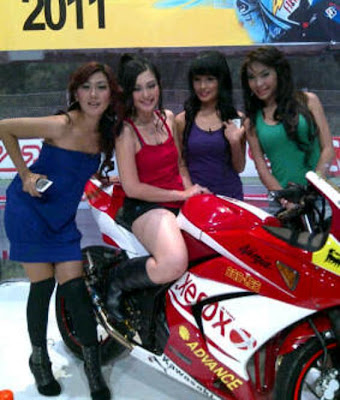 Presenter Rejeki Malam ANTV