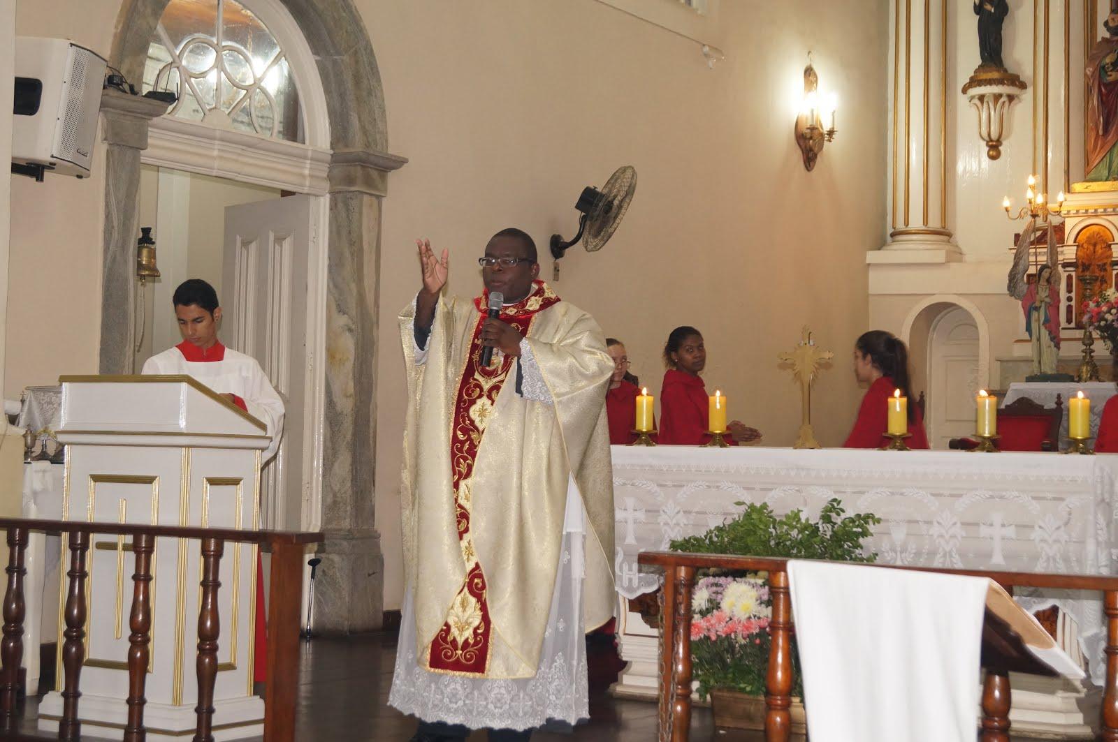 Missa do Galo na Igreja Matriz de S. Pedro e S. Paulo 24/12/2015