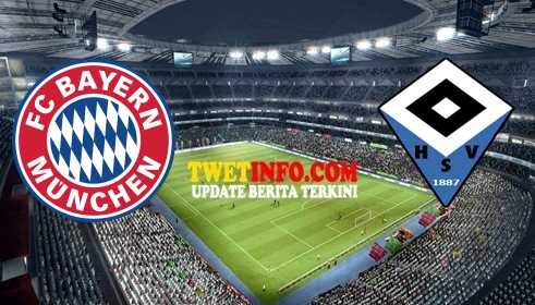 Prediksi Bayern Munchen vs Hamburg SV