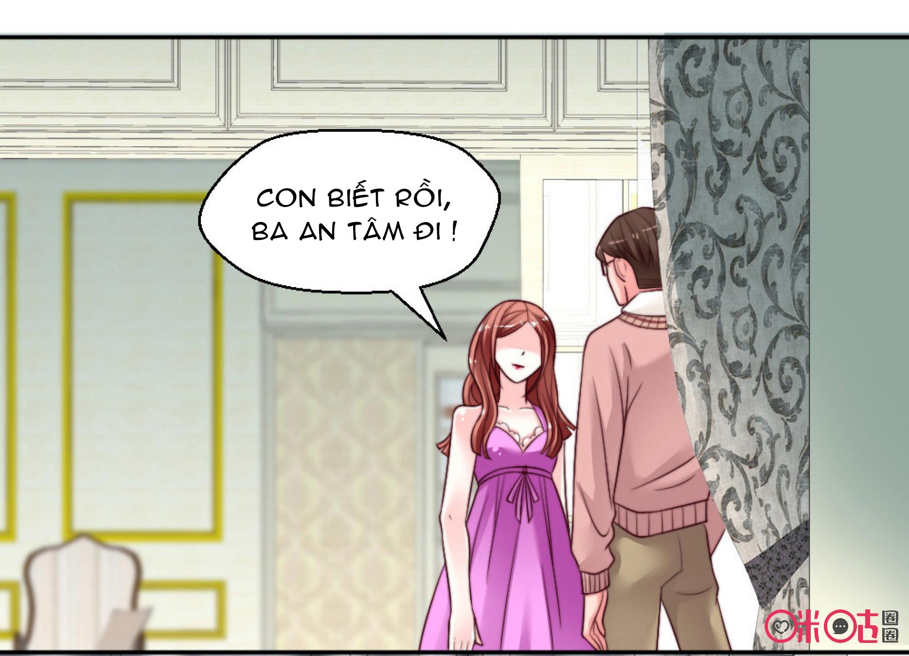 Bí Mật Của Thiên Kim - Chap 23