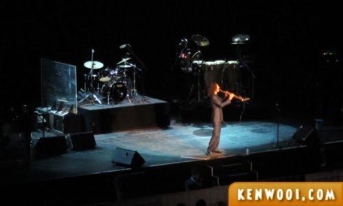 kenny g live soprano