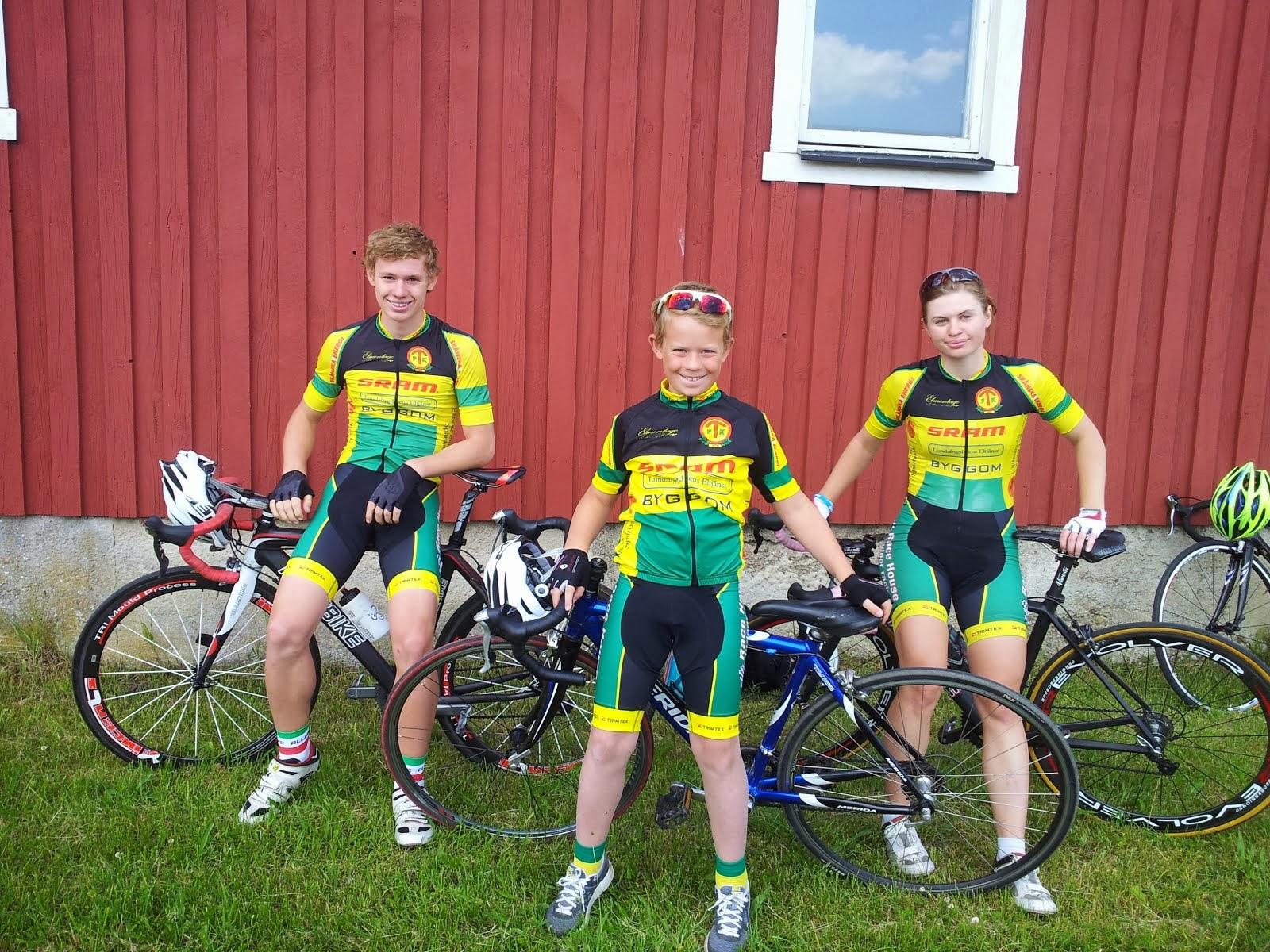 Cykelungar