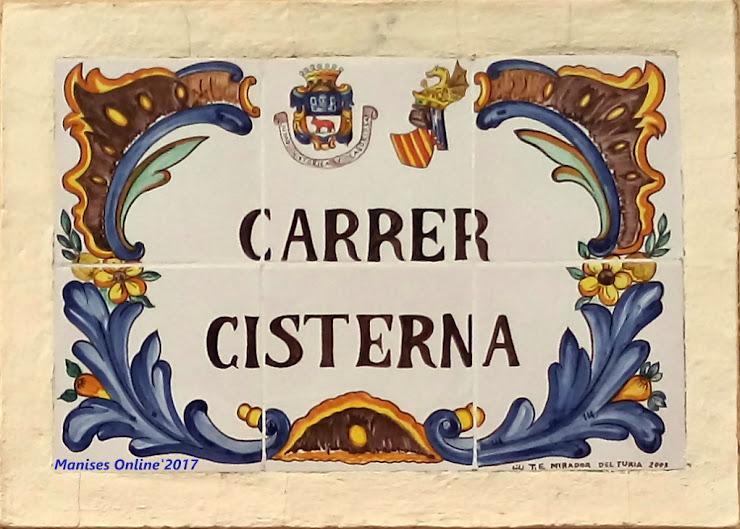 REP 04, CALLE CISTERNA