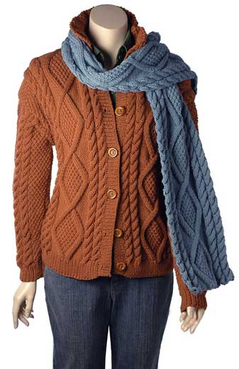 free pattern   Faroe Knitting