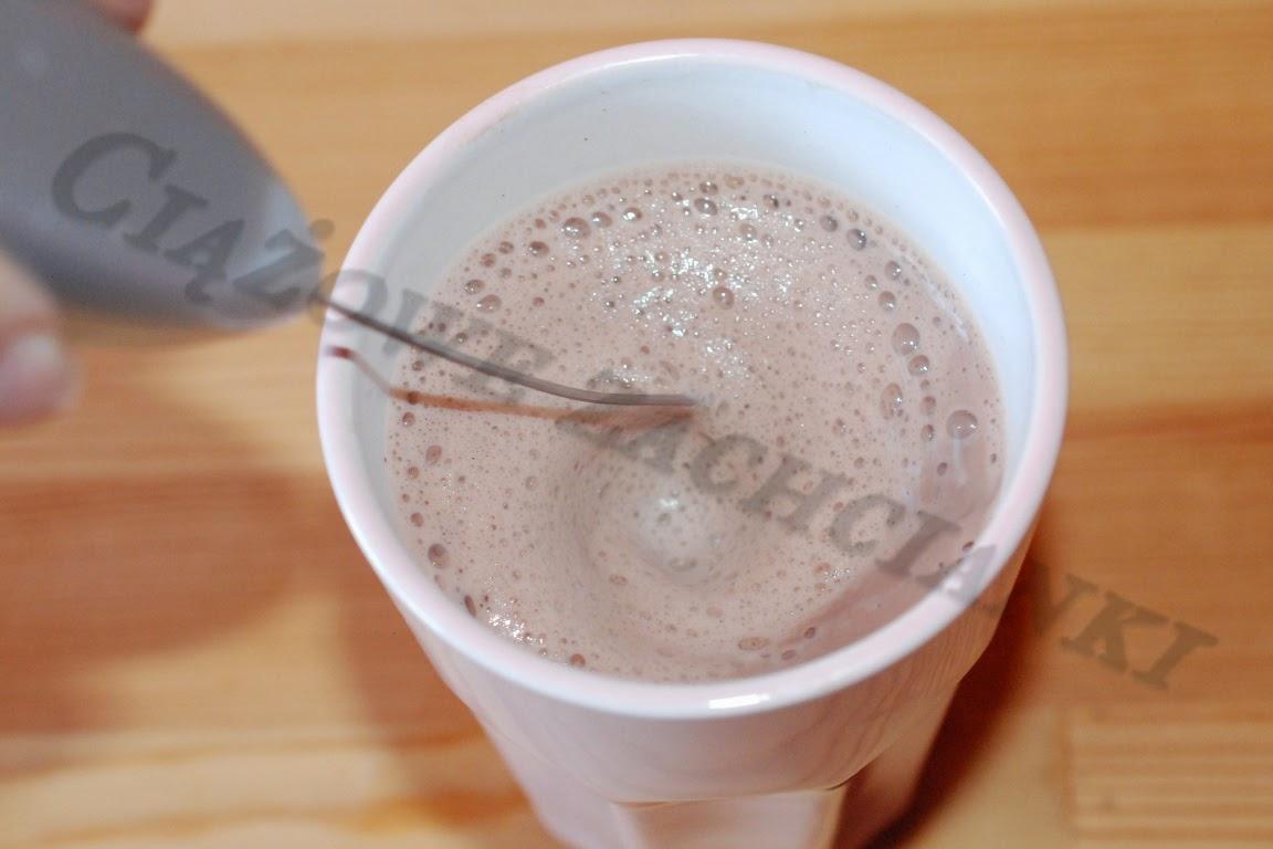 Kakao z pianką