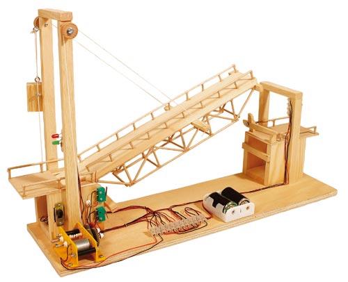 Tecno ana proyecto tecnologia puente levadizo for Materiales para hacer un ascensor