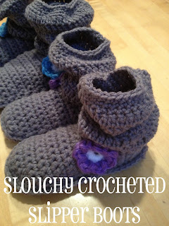 FREE CROCHET CHRISTMAS SLIPPERS ? Only New Crochet Patterns