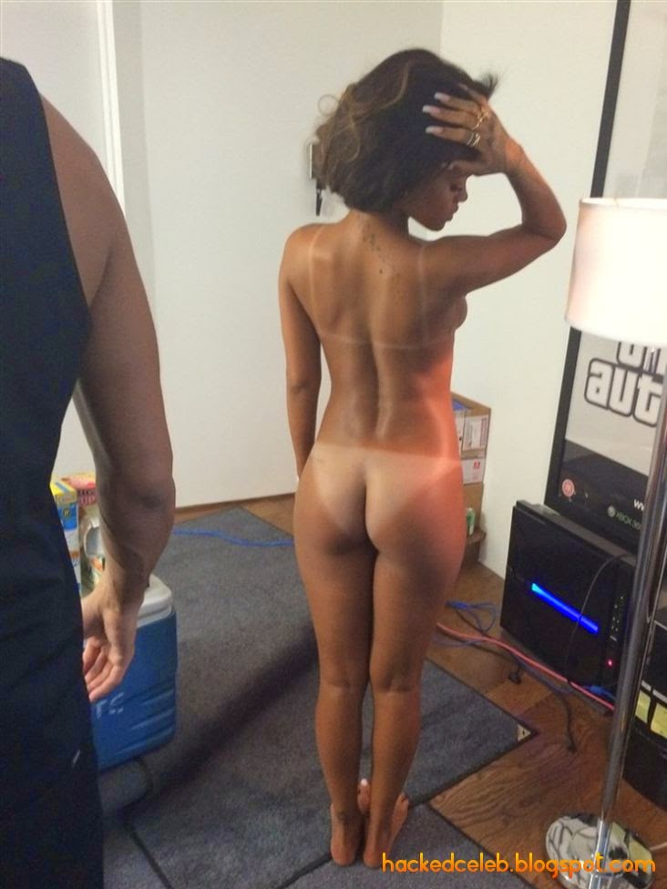from Kenny rihanna sexy real nude pics