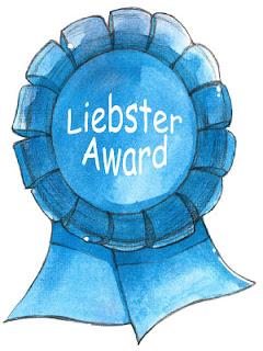 Liebster Award - dwie nominacje. Bardzo dziękuję!