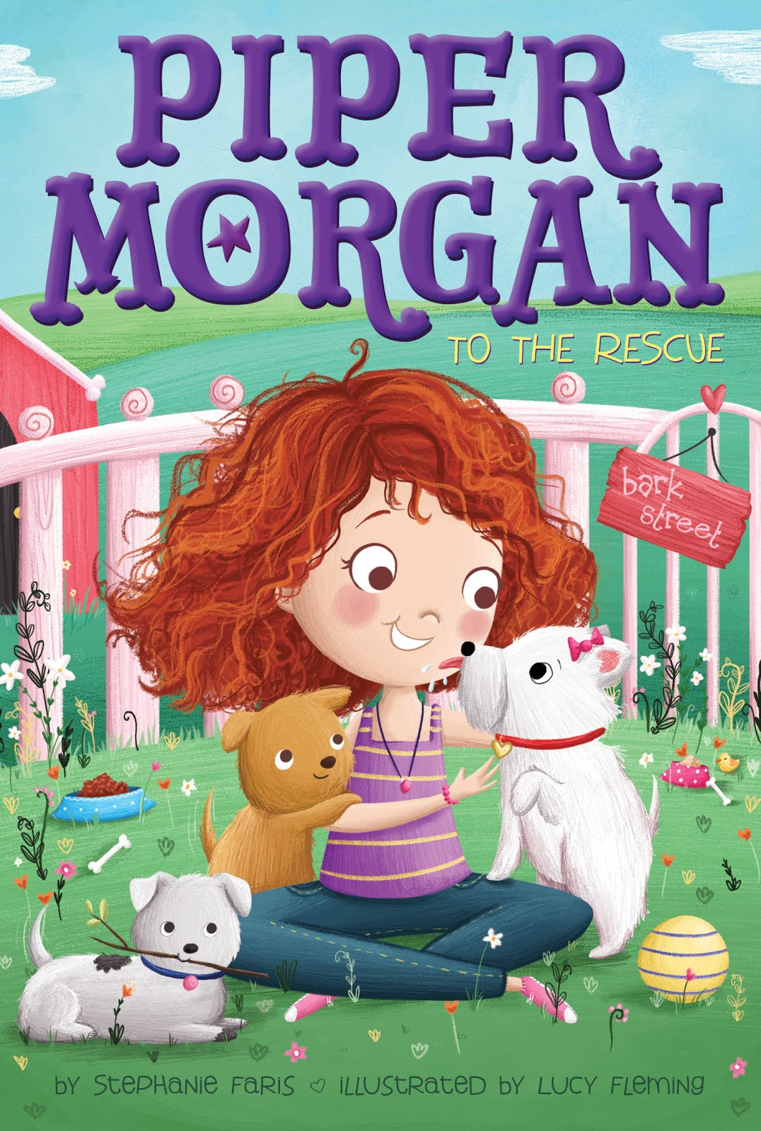 Piper Morgan to the Rescue (Book 3 of 5)